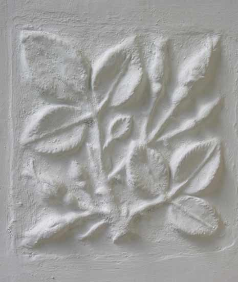 Gimson's plasterwork | Owlpen Manor | Tudor Manor House and