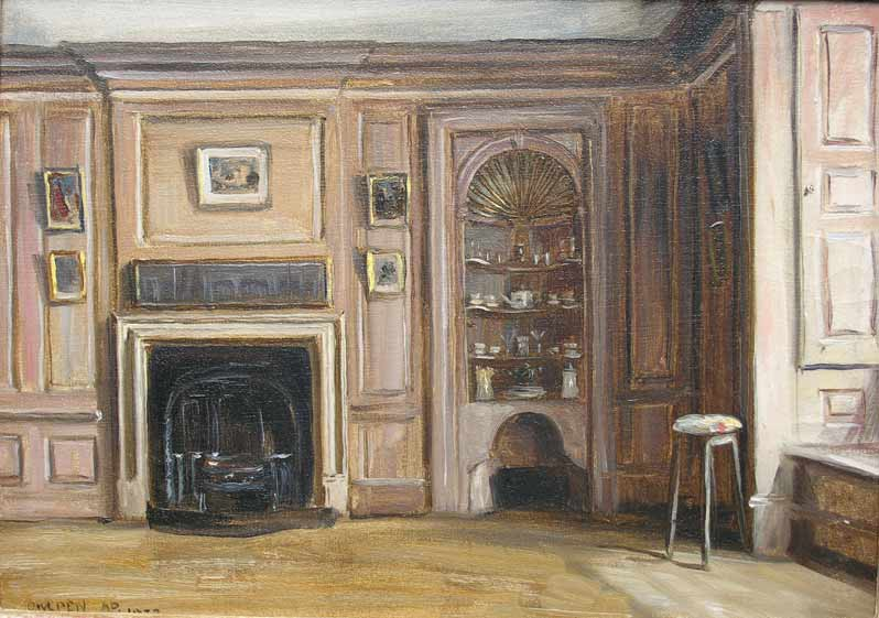 The Little Parlour By Frank Moss Bennett
