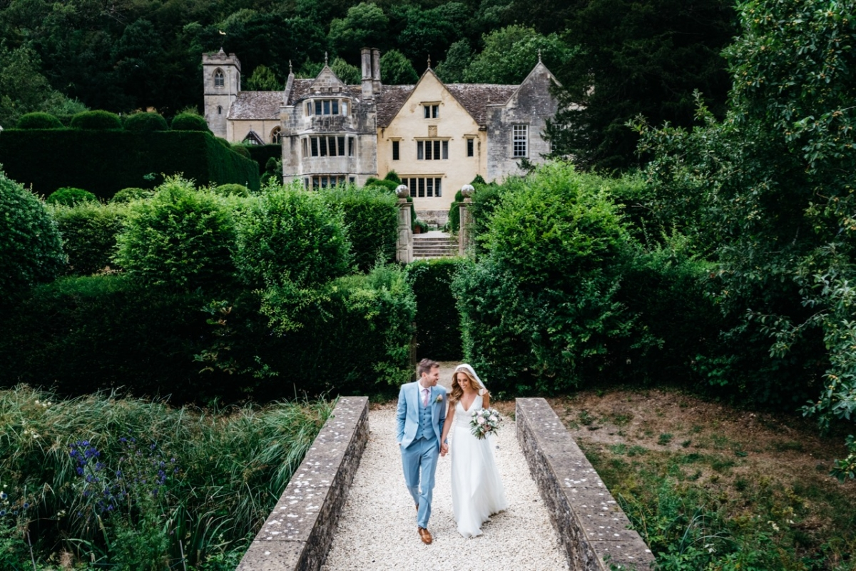 Owlpen Manor Cotswold weddings