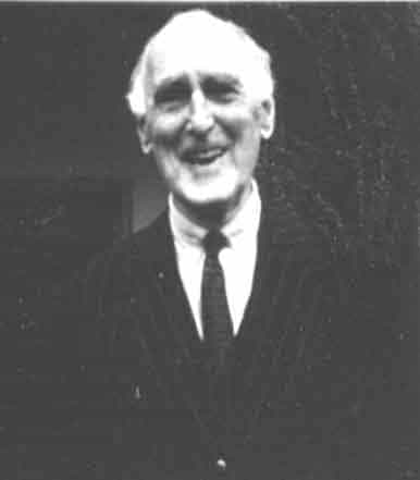 Norman Jewson in old age