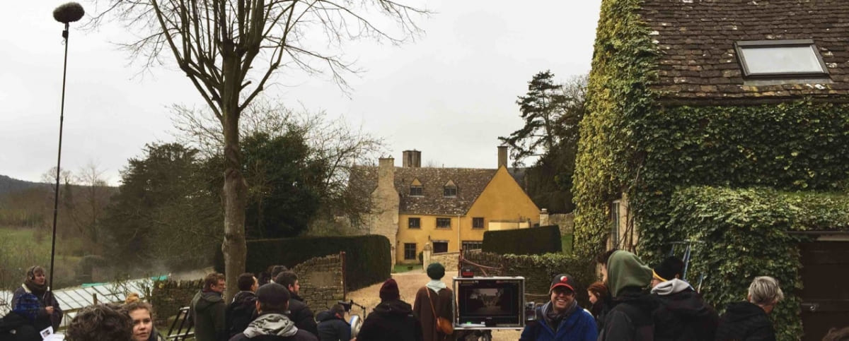 Owlpen Manor film location