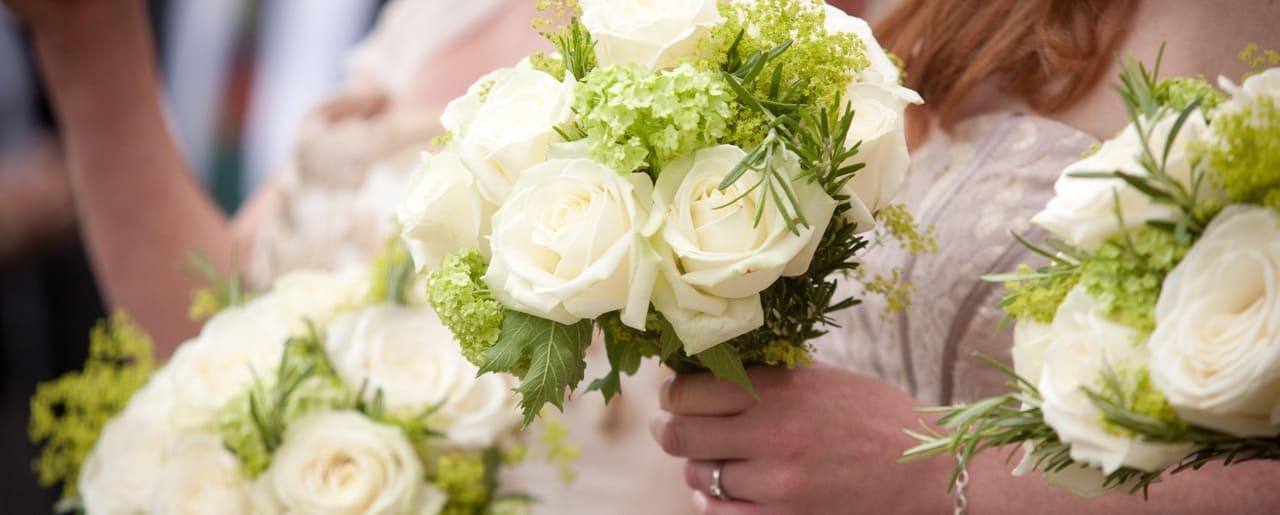 Exclusive weddings at Owlpen Manor