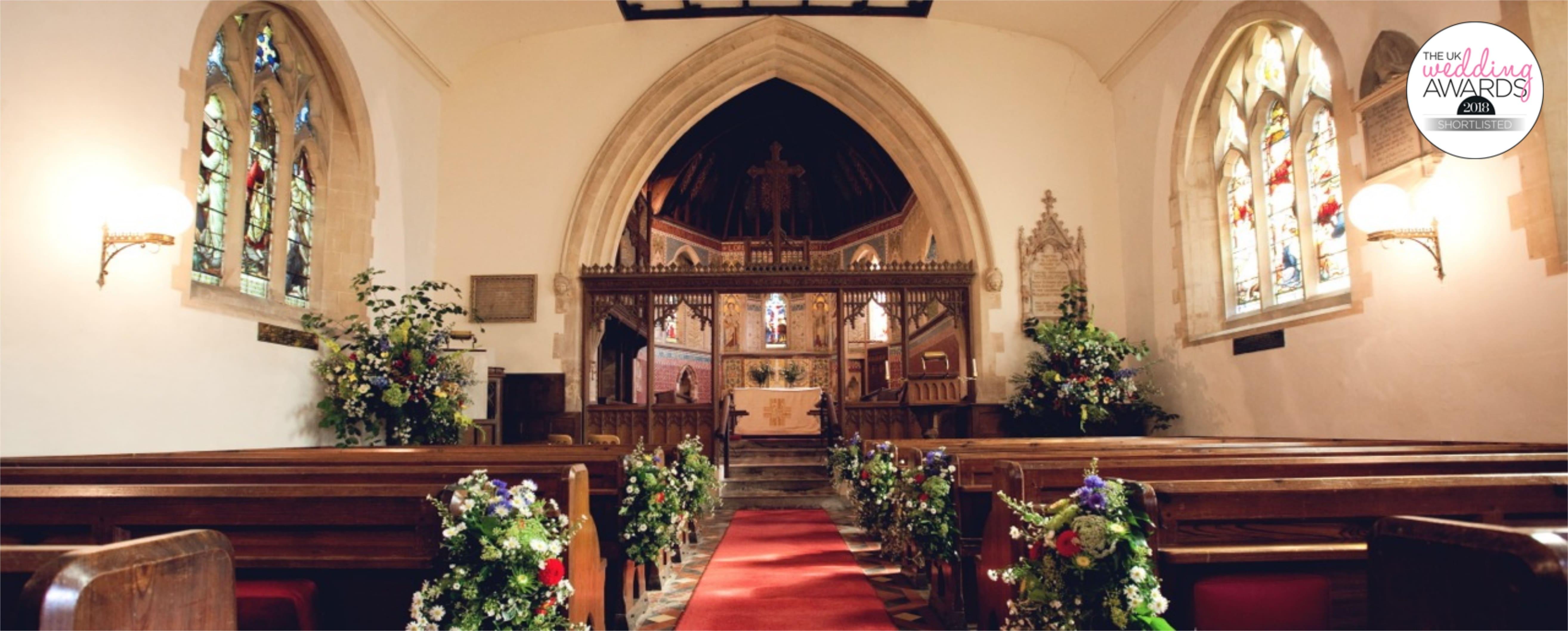 owlpen church wedding